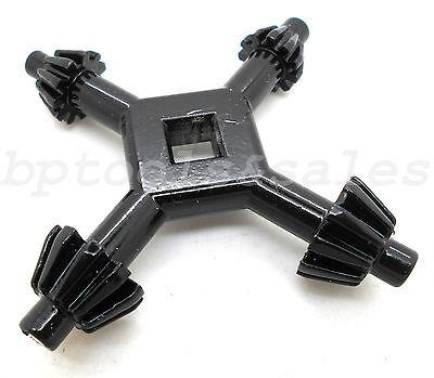4 Way Chuck Key Drill Press 14 To 12 Universal Combination Key Chuck