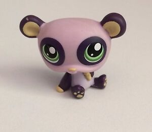 Collectors Littlest Pet Shop Purple Panda #1305 - LPS Ferntree Gully Knox Area Preview