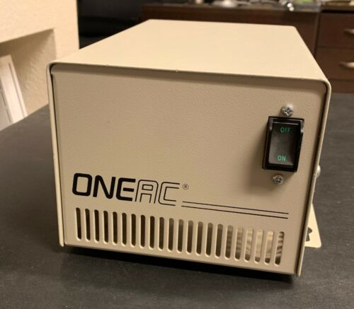 Oneac CP1105 Power Conditioner