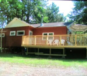 Belleisle Bay Cottage for Rent  -   August 25. - Sept 1
