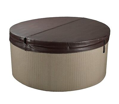 "LIMITED TIME ONLY Round Replacement Spa Hot Tub Cover 4"" Thick - FREE UPGRADES"