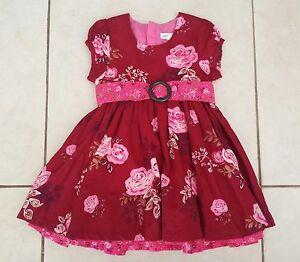 Pumpkin Patch Floral Dress Size 2 Quakers Hill Blacktown Area Preview