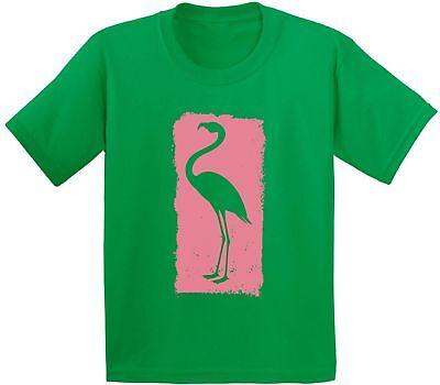 Pink Flamingo Youth Shirt Kids Flamingo Party Shirt Flamingo