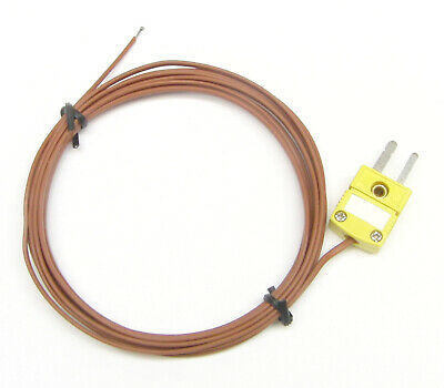 K-type Thermocouple Wire For Digital Thermometer High Temperature Sensor Pk1-8ft