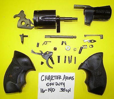 CHARTER ARMS OFF DUTY GUN PARTS LOT PARTS ALL 4 ONE PRICE ITEM # 16-140