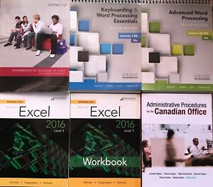 Office Administration - General Textbooks