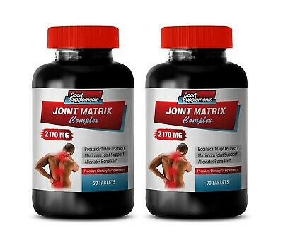 pain relief vitamins - JOINT MATRIX COMPLEX 2170MG - chondroitin only -