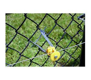Fi-Shock ICLXY-FS Electric Fence Chain Link Insulator, 6