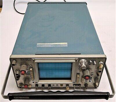Tektronix Model 475 Oscilloscope No Probe