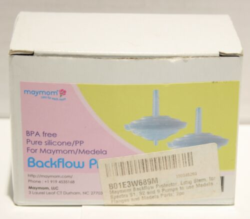 Maymom Backflow Protector Compatible w/Spectra S1 S2 & 9 2pk *Open Box*