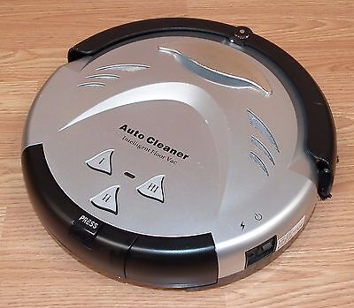 Genuine iTouchless (M-588) Auto Cleaner Intelligent Floor Vac Only **READ**