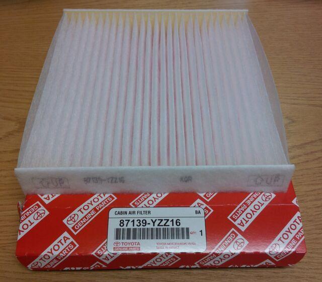 Genuine Lexus IS Air Conditioning Cabin Pollen Filter 87139-YZZ16 IS220d 250 300