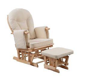 Glider Rocking Chair Ebay