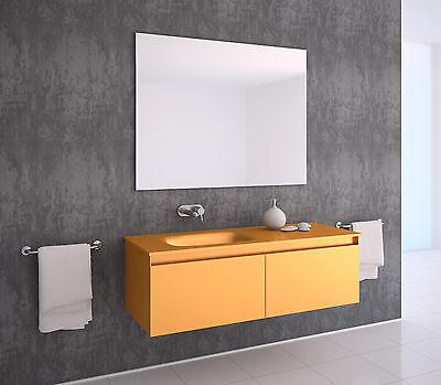 Badspiegel, günstige Wandspiegel / Kristallspiegel 500 x 500 mm