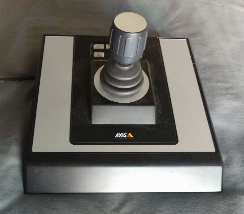 AXIS T8311 Joystick for Accurate PTZ Control - Part No. 5020-101