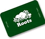 $25 Roots gift card for $10
