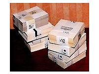 Spicer cardboard stereo slide mounts (New)