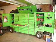 LOOKING FOR BIG SNAP ON PIT WAGON TOOL BOX Windsor Region Ontario image 5