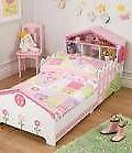 Kids doll house bed with matress