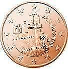 5 Cent San Marino