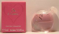 PARFUM PERFUME ODE A L'AMOUR (MINI) YVES ROCHER - DISCONTINUE