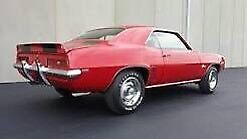 **WANTED** 1969 Camaro Driver Quality