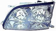 Lexus LS 400 1998 Headlights