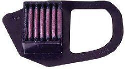 KN AIR FILTER (YA-9001) FOR YAMAHA TTR90, E 2000 - 2007