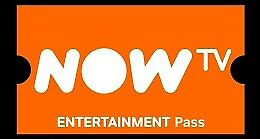 Now TV 2 Month Entertainment Pass