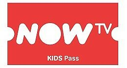 Now tv 3 month kids pass code