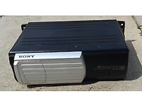 Sony 10 Disc CD Changer