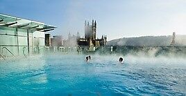 Thermae Bath Spa Rooftop Swim 2 Tickets That will Expire on 30 Nov. 2017 perfect present RRP £70