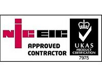 Local Electrician NICEIC Registered