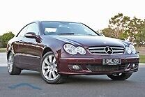 2008 Mercedes-Benz CLK280 Coupe