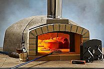 COMMERCIAL PIZZA OVEN KIT FOR RESTAURANT,Wood Gas pizza oven