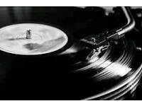 Punk & 80's Vinyl Records wanted