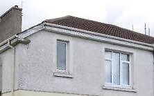 1 bed main door 4 in a block flat in Airdrie available mid January - rent £380 pcm