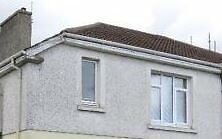 upper 1 bed fully renov flat central AIRDRIE - £380 pcm (4 in a block)