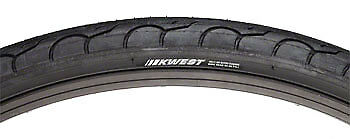 "Kenda K193 Kwest Wire Bead Bicycle 26x1.50/"" Tire Black"