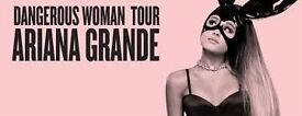 2 Ariana Grande Level 1 tickets O2 Arena London Friday 26th May *Tickets In Hand!*