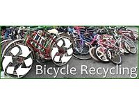 WANTED BICYCLES FOR PROJECT