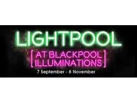 Field sales evening and weekend work in Blackpool September - November