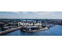 2 x Return Trip - LONDON STOCKHOLM - 3/02 (7.55pm) au 5/02 (10.20pm)