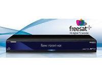 Humax Foxsat Twin Tuner Freesat Hard Drive Recorder Receiver