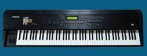 Piano PRO de Ensoniq Model: KT88