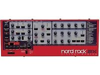 Nord 2x lead rack synthesiser