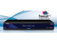 Humax Foxsat Freesat Twin Tuner Satellite Receiver Recorder