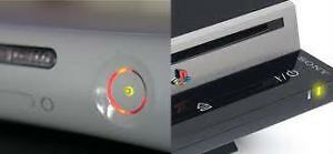 FTS PS3 XBOX360  Repair***** 6 Month MONEY BACK Warranty***