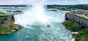 Niagara Falls, African Lion Safari Etc. Guaranteed Lowest Rates