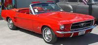 Wanted 1967 Mustang Convertible